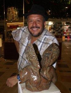 German Ortiz Cadena. Галереи и художники города Канкун