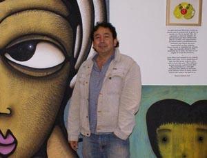 Leon Alva. Галереи и художники города Канкун